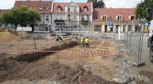Bydgoszcz się zmienia. Trwają prace przy rewitalizacji Starego Fordonu