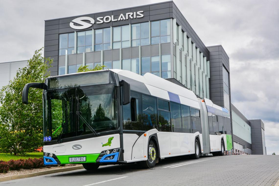 Autobusy elektryczne w Szczecinie. Ciche, wygodne i całkowicie bezemisyjne