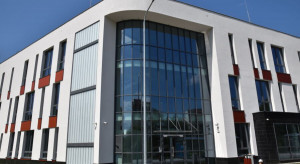 Kraków zyskał nową szkołę. Powstała w systemie design&build