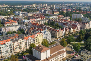 Piękna Bydgoszcz. Modernistyczna kamienica odzyskuje dawny blask