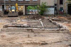 Łódź w budowie. Niezwykłe odkrycia na budowie nowej drogi w centrum miasta