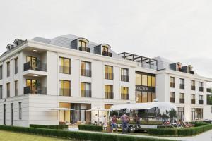 Nad Zalewem Siczki powstanie butikowy hotel szkicu PIK Studio