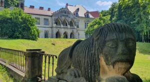 Pałac AGH w Młoszowej zagrał w nowym serialu Netflixa