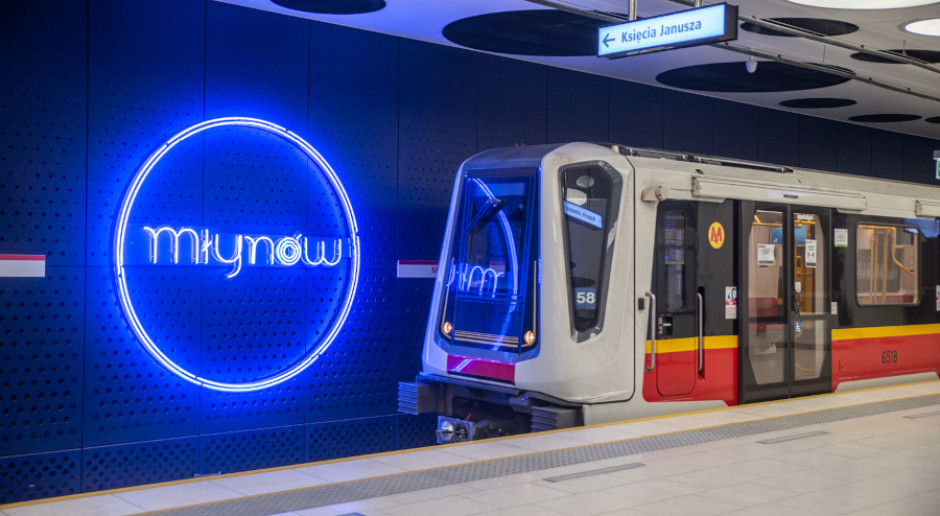 Coraz bliżej uruchomienia odcinka II linii metra na Bemowie