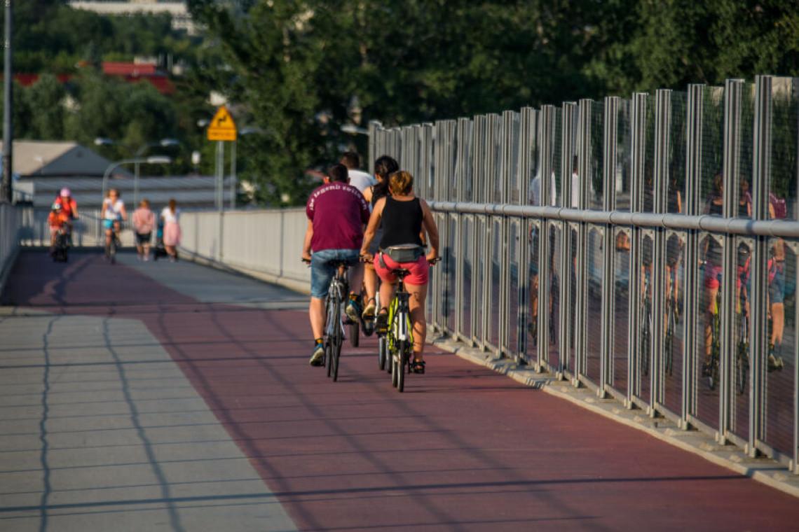 W Krakowie powstaną nowe drogi rowerowe