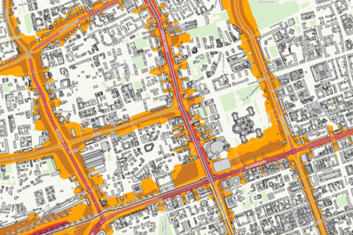 Mapa akustyczna Warszawy - zakończył się przetarg