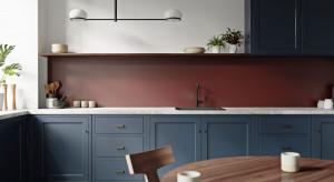 Kuchenne aranżacje pełne drewna i koloru