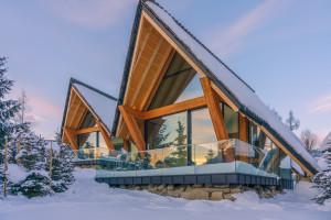 Pracownia Karpiel i Steindel Architektura ma już 15 lat. Na swoich zasadach promują styl zakopiański
