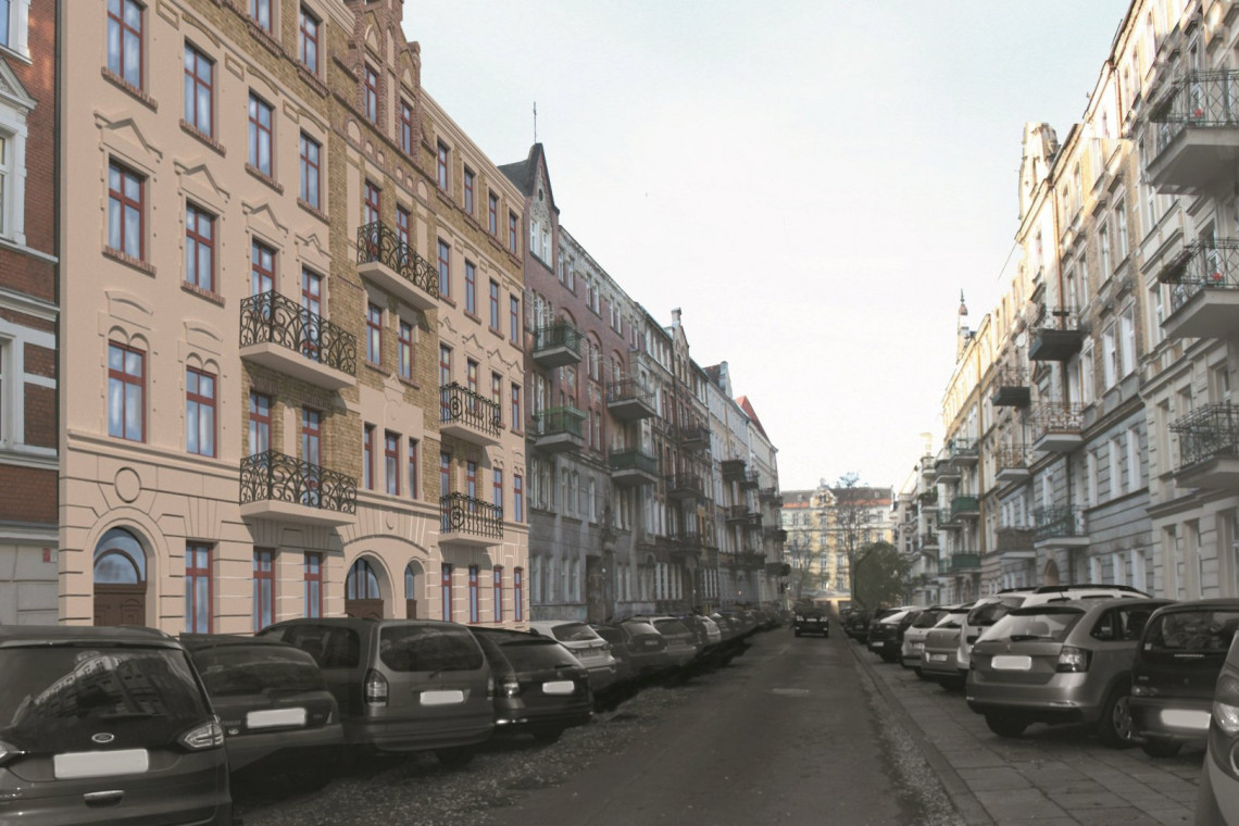 Kamienica na poznańskiej Wildze przejdzie metamorfozę