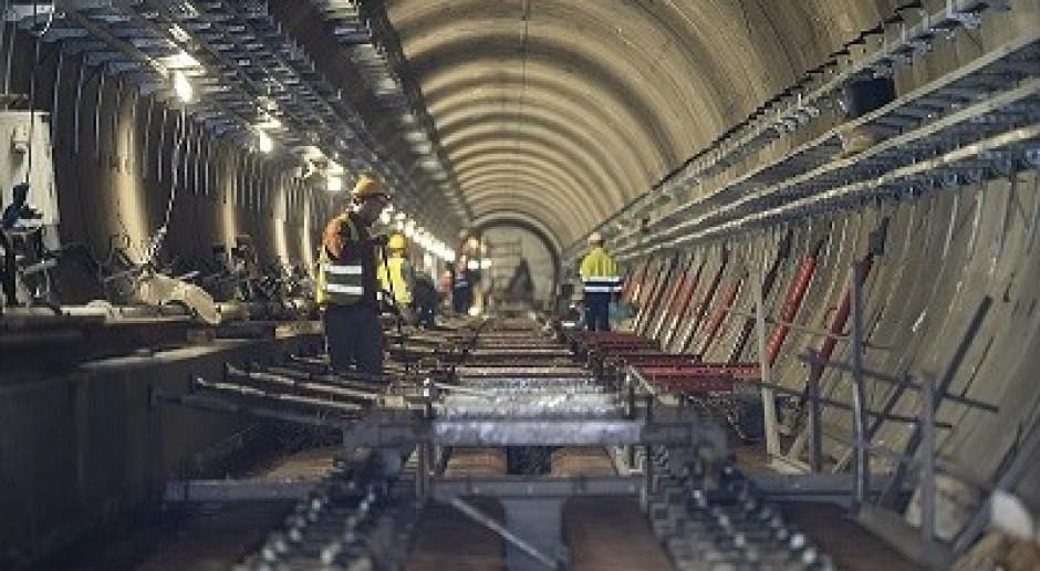 Prace nad metrem na Bródnie postępują