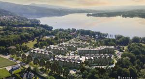 Nowy kompleks nad jeziorem Żywieckim. To projekt Archas Design