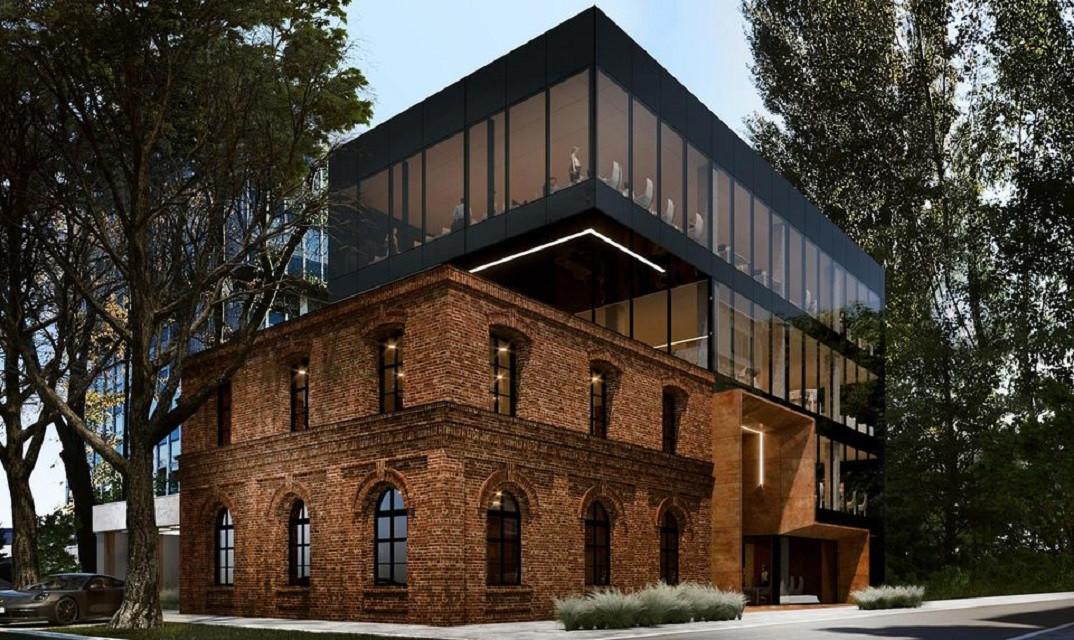 Dawna przędzalnia Markusa Silbersteina ujęta w nowoczesne ramy. Oto XS Wigury Office według Reform Architekt