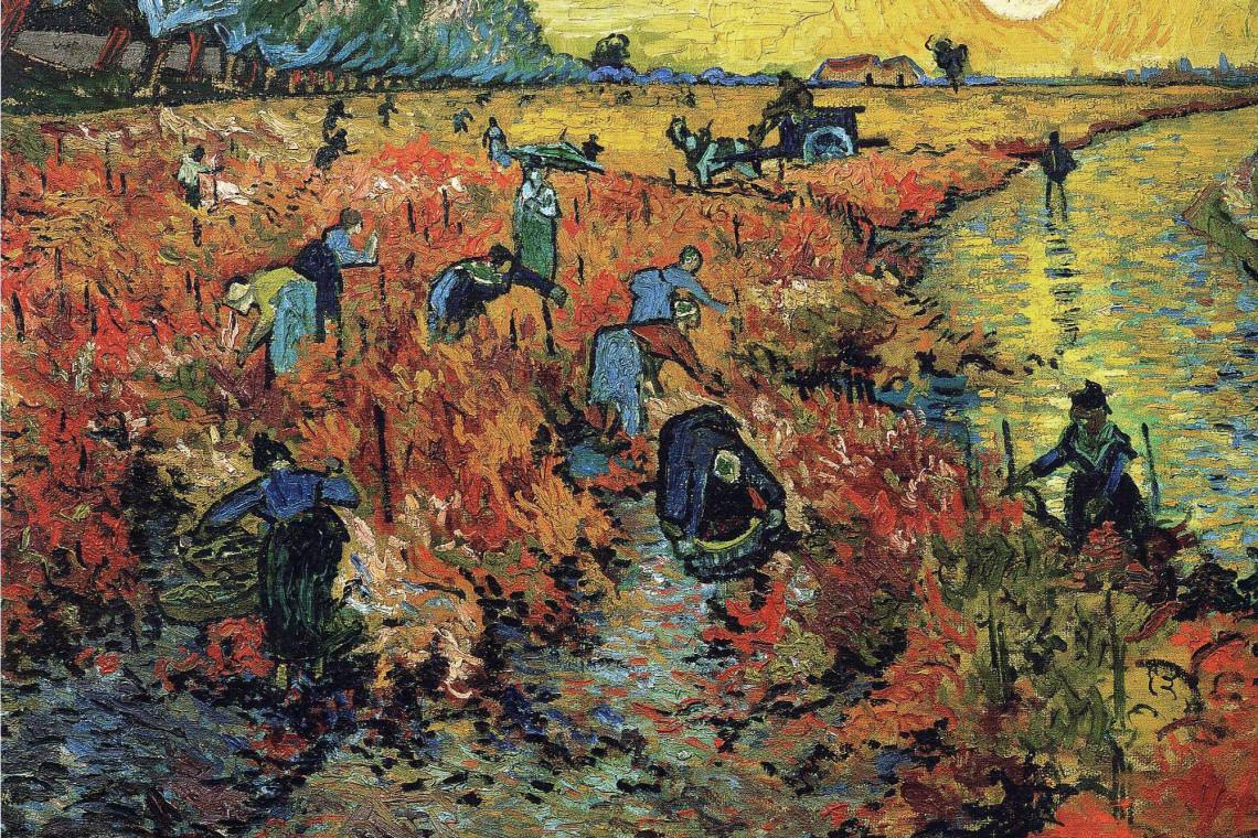 Jedyny obraz Van Gogha sprzedany za jego życia zostanie odrestaurowany