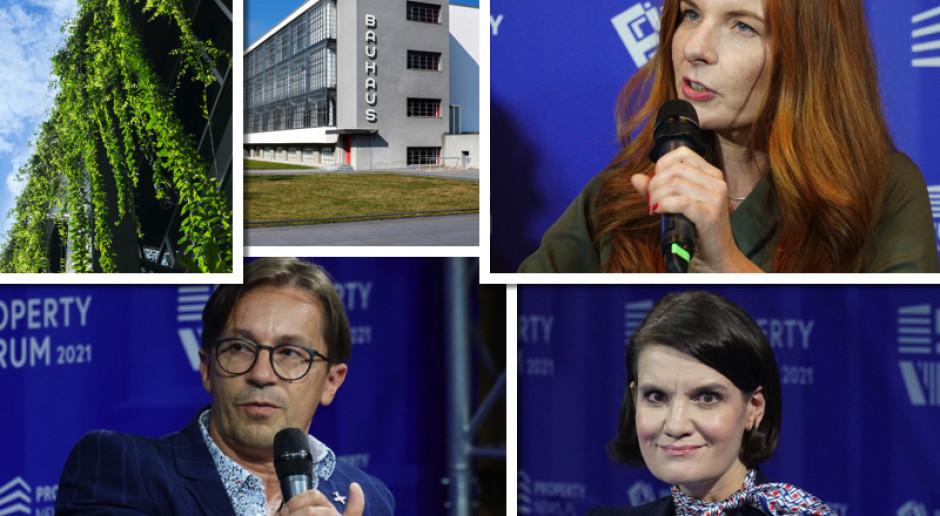 Nowy europejski Bauhaus i zrównoważone budowanie. O tym porozmawiamy z architekami i ekspertami podczas EEC 2021