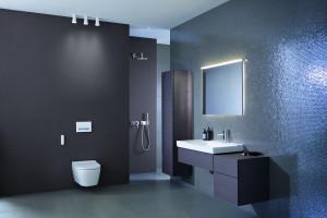 Christoph Behling projektuje wyposażenie łazienek