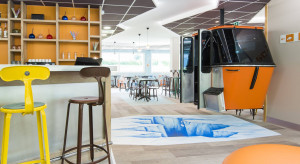 Wykładzina Flotex Vision - bogactwo kolorów i możliwość personalizacji
