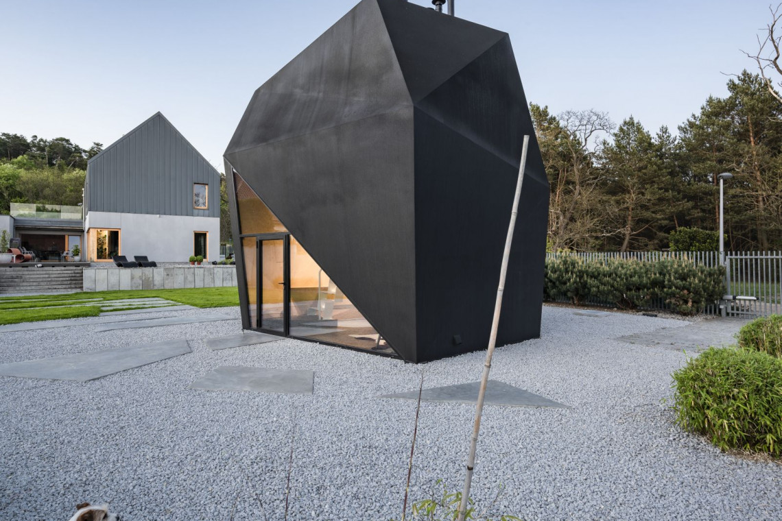 Origami House projektu Medusa Group nominowany do nagrody architektonicznej EU Mies Award 2022