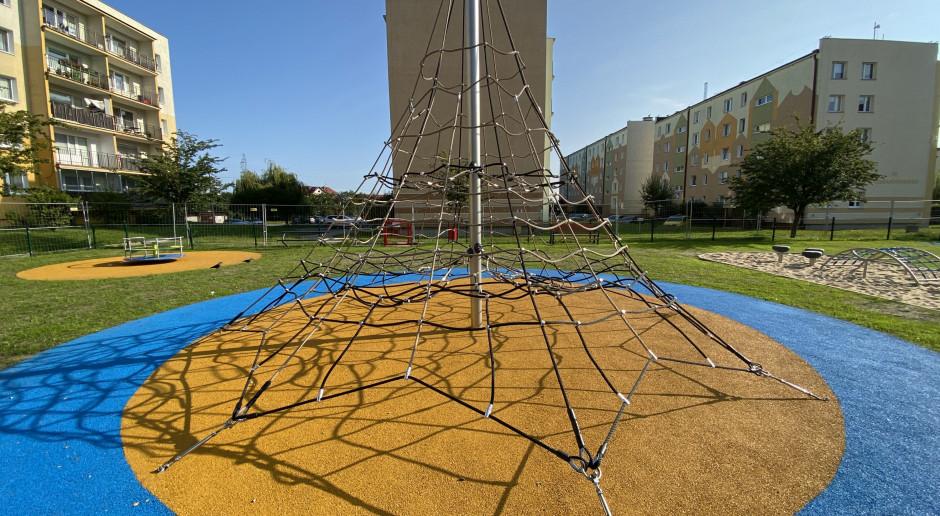 Odnowiono plac zabaw na Pogórzu w Gdyni