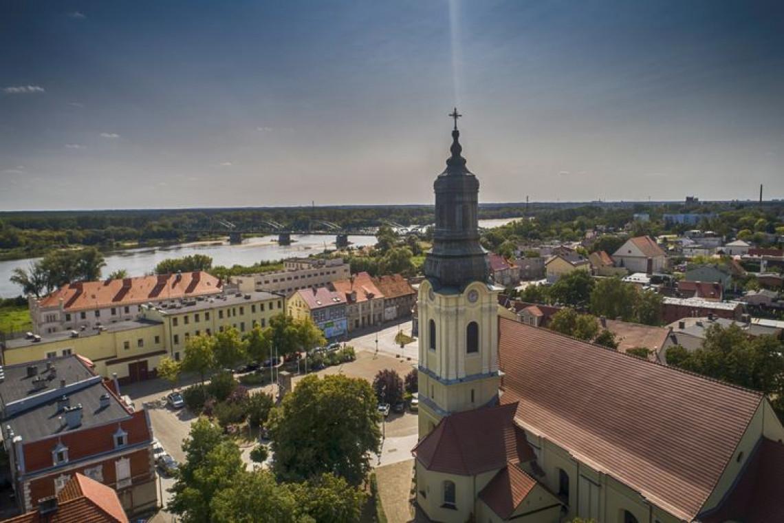 Cenne znaleziska w Starym Fordonie w Bydgoszczy