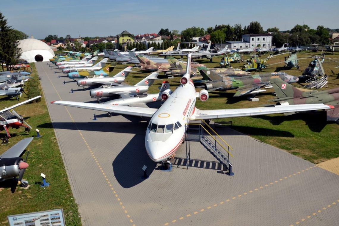 Muzeum Sił Powietrznych z nową wystawą