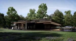 Re:Nero House - nowy projekt architekta Marcina Tomaszewskiego. Cały w czerni!