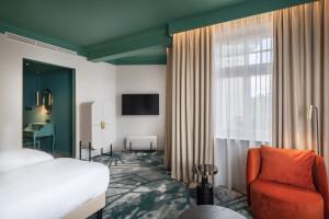 Hotel Rezydent Sopot MGallery po metamorfozie. To dzieło pracowni Tremend!