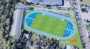 Nowoczesny stadion dla lekkoatletów powstaje w Łodzi