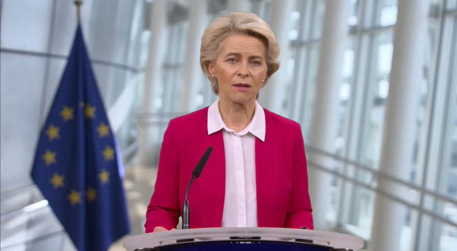EEC 2021: Ursula von der Leyen o Nowym Europejskim Bauhasie
