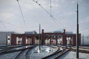Rusza modernizacja 120-letniej zajezdni tramwajowej