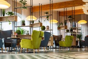 Dżus Architekci i Trust Us we wspólnym projekcie. Mazurski Hotel Anders z odświeżonymi wnętrzami
