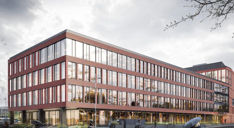 Kolejna biurowa bryła na gdańskim Wrzeszczu. To projekt APA Wojciechowski