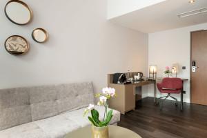 Wyjątkowe pokoje hotelowe zaprojektowane dla kobiet