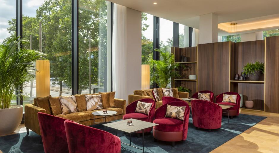 Klimatyczne wnętrze nowego hotelu marki Mövenpick