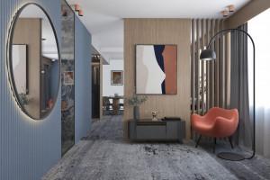 Tak zmienią się wnętrza Hotelu Katowice. Projekt dla marki voco przygotowała FBT – Pracownia Architektury i Urbanistyki