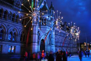 Dziś łódzkie elewacje rozbłysną milionem świateł. Rusza Light Move Festival