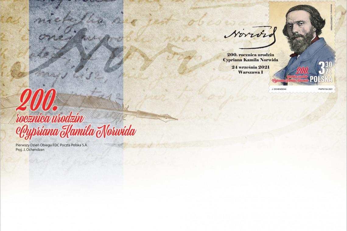 Wyjątkowy znaczek Poczty Polskiej