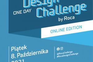 Roca One Day Design Challenge – III edycja konkursu dla młodych architektów i projektantów już 8 października!