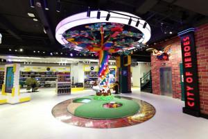 Lego z nowym konceptem sklepów stacjonarnych