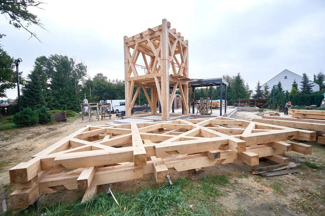 Startuje odbudowa zabytkowego kościóła w Mileszkach