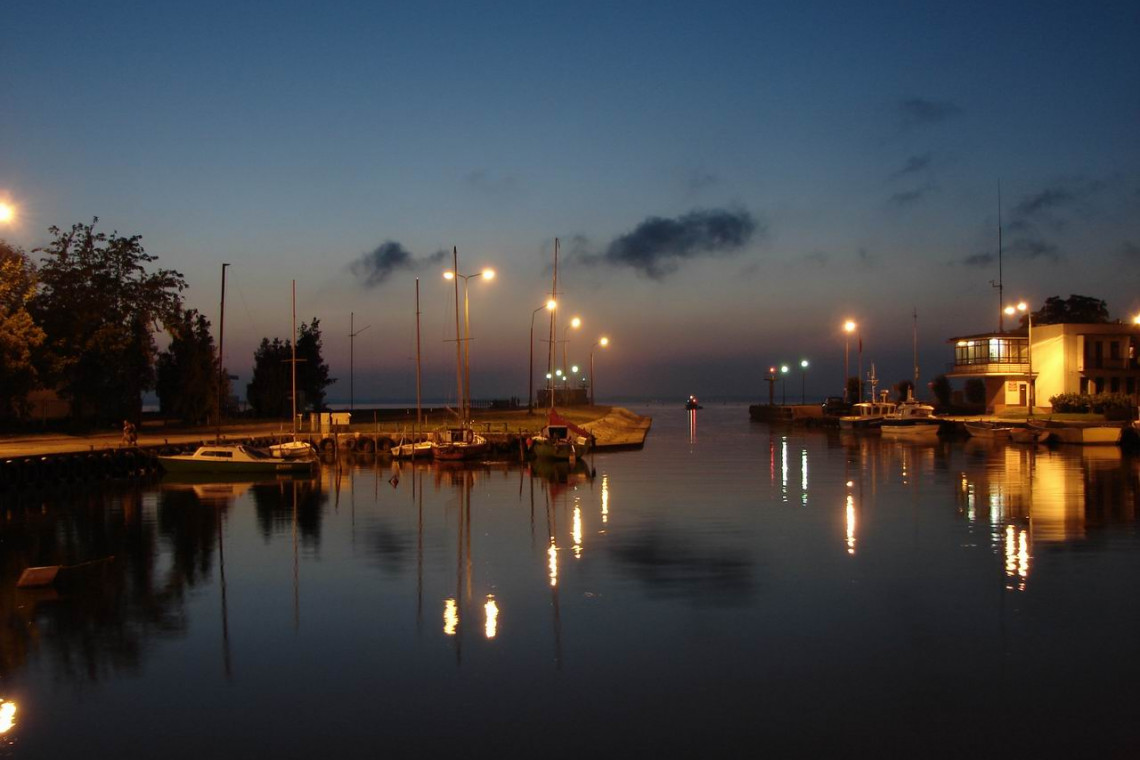 Port we Fromborku będzie przebudowany