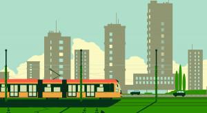 Warszawa stawia na zielone słupy tramwajowe