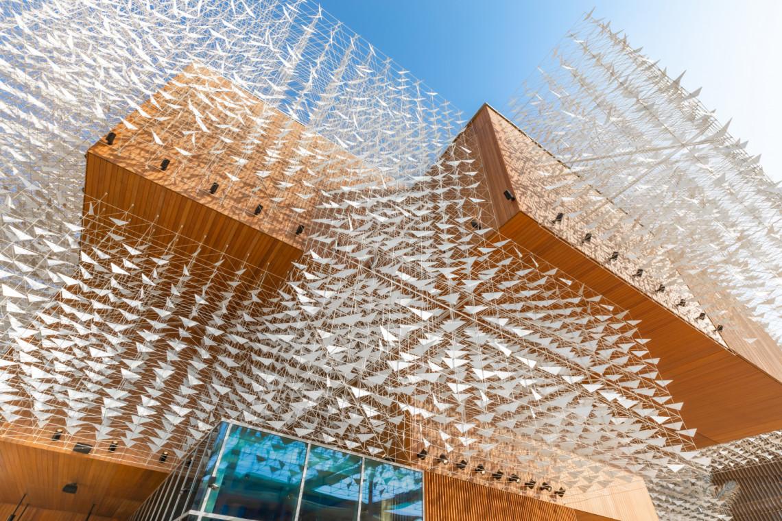Pawilon Polski na EXPO w Dubaju otwarty