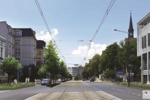 Tak zmieni się ul. Warszawska w Katowicach!