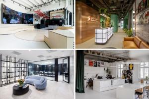 TOP 30: Designerskie biura. Najciekawsze realizacje 2021 roku