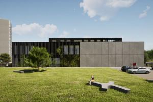 Tak będzie wyglądać miejski dom kultury w Katowicach. To projekt Blank Architekci