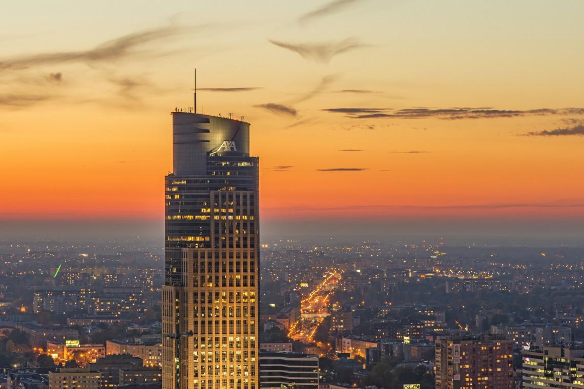 Globalna marka klubów fitness zawita do warszawskiego biurowca