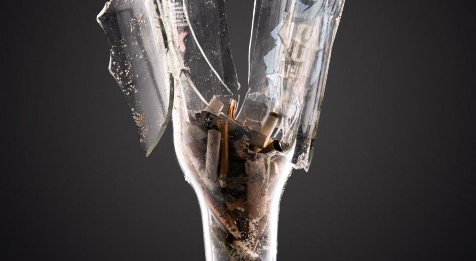 Śmieci przedmiotem plenerowej wystawy