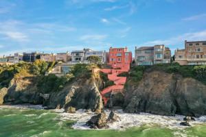 TOP: luksusowe nieruchomości na morskich klifach