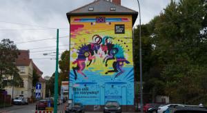 Przybywa ekologicznych murali w polskich miastach