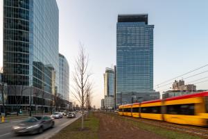 Trzynaście pięter dla Warty. Warsaw UNIT już z największym najemcą
